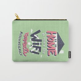 Home Wifi Carry-All Pouch