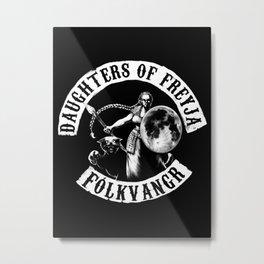 Daughters of Freyja Metal Print