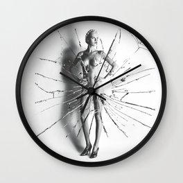 ''Big Nude I'' Wall Clock