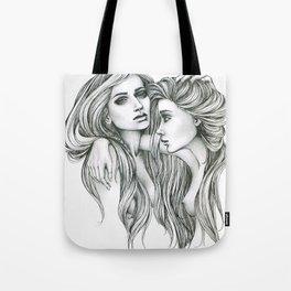 Gemini Mind Tote Bag