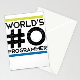 Worlds #0 programmer Stationery Cards