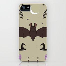 Adorable Bats iPhone Case