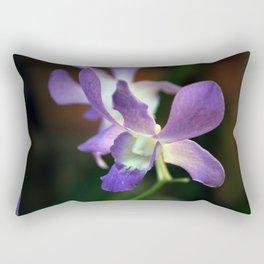 Lavendar Orchid Rectangular Pillow