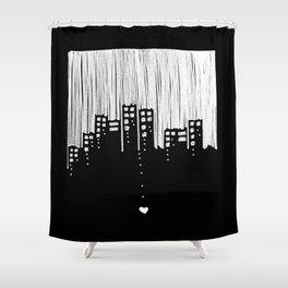 City eScape Shower Curtain