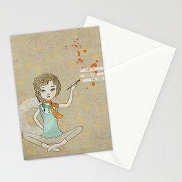 Ya Yeah | Art is Good Stationery Cards