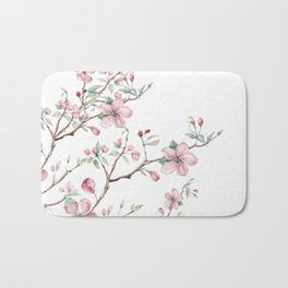 Apple Blossom 2 #society6 #buyart Bath Mat