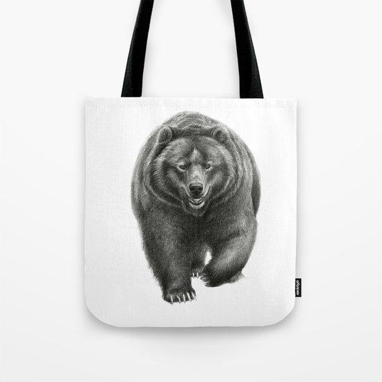Brown Bear SK068 Tote Bag