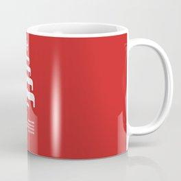 CHRISTMAS TREE - FontLove - CHRISTMAS EDITION Coffee Mug