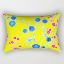 Sun BrainStorm Rectangular Pillow