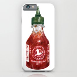 Saucy iPhone Case