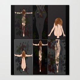 Women's Canvas Print