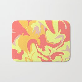 LIQUID SUMMER MARBLE Bath Mat