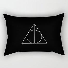 Geometry 02 Rectangular Pillow