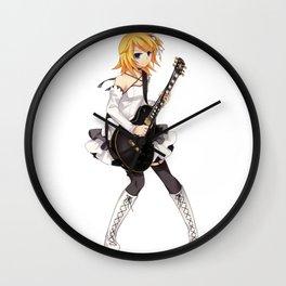 Vocaloid - Rin Kagamine Wall Clock