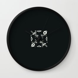 Interdict Wall Clock
