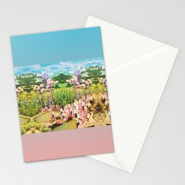 Pink of love  Stationery Cards