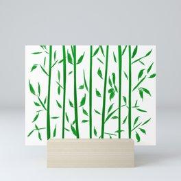 Bamboo Mini Art Print
