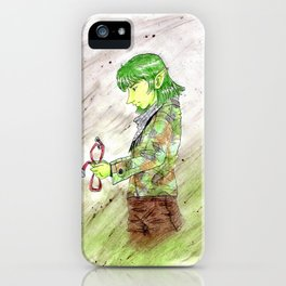 il medico di guerra iPhone Case
