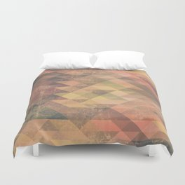 Angry Tides Duvet Cover