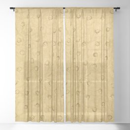 𝕻𝖔𝖓𝖙𝖊 𝕭𝖎𝖊𝖓 - Ponte Bien - Society6 Home & Office Online Decorations - Simple Designs xl Sheer Curtain