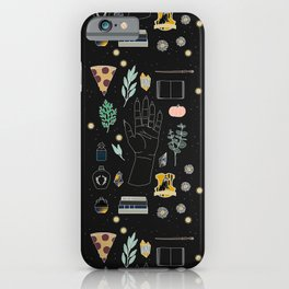 Cereal - Illustration iPhone Case