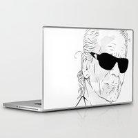 karl Laptop & iPad Skins featuring Oh, Karl by Pablo Garcia