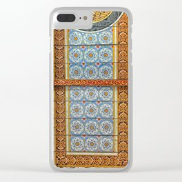 Temple Celling Clear iPhone Case