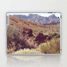 Mount Teide Laptop & iPad Skin