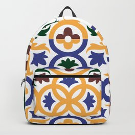 Andalusian Tiles 3 Backpack