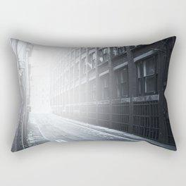 Inner City Blues Rectangular Pillow