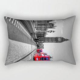 Big Ben, London Rectangular Pillow