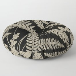 New England Ferns Floor Pillow