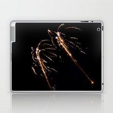 Jets of Fireworks Laptop & iPad Skin