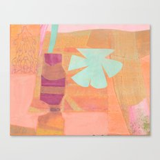 Peach Melba Canvas Print