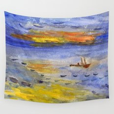 seascape Wall Tapestry