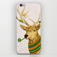 WONDER DEER II iPhone & iPod Skin