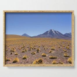 Atacama views Serving Tray
