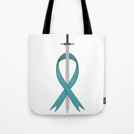 Fight for PCOS Tote Bag