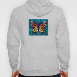 Mosaic Monarch Hoody