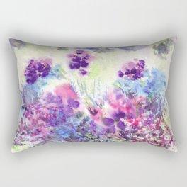 Imaginery garden Rectangular Pillow