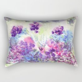 Imaginery garden Rectangular Pillow