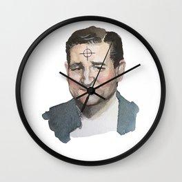 Ted Cruz is the Zodiac Killer. Wall Clock