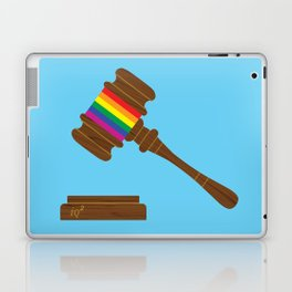 The Equal Protection Clause Does Not Require States To License Same-Sex Marriages Laptop & iPad Skin