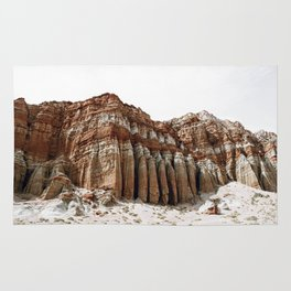 Red Cliffs / Utah Rug