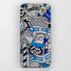 Livin' For The City iPhone & iPod Skin