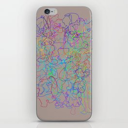 50 Animated Characters  iPhone Skin