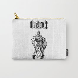The Darkslayer, Black and White Carry-All Pouch