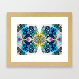 Infinite Interconnectedness Framed Art Print