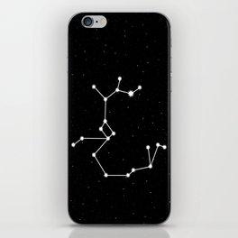 Sagittarius Astrology Star Sign Night Sky iPhone Skin