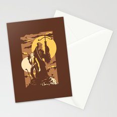 The Scoundrel & The Wookie Stationery Cards